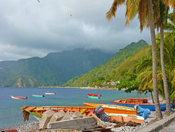 Soufriere Bay Dominica