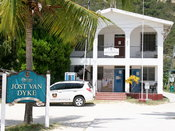 Jost Van Dyke Customs Office