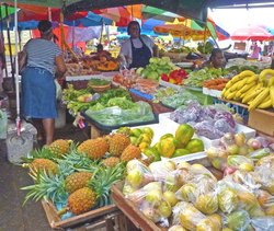 Local Fruit Market