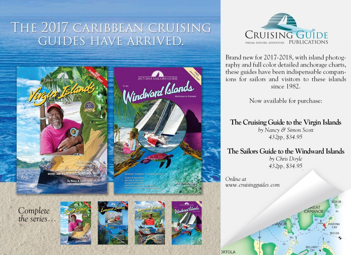 The 2017-2018 Cruising Guides