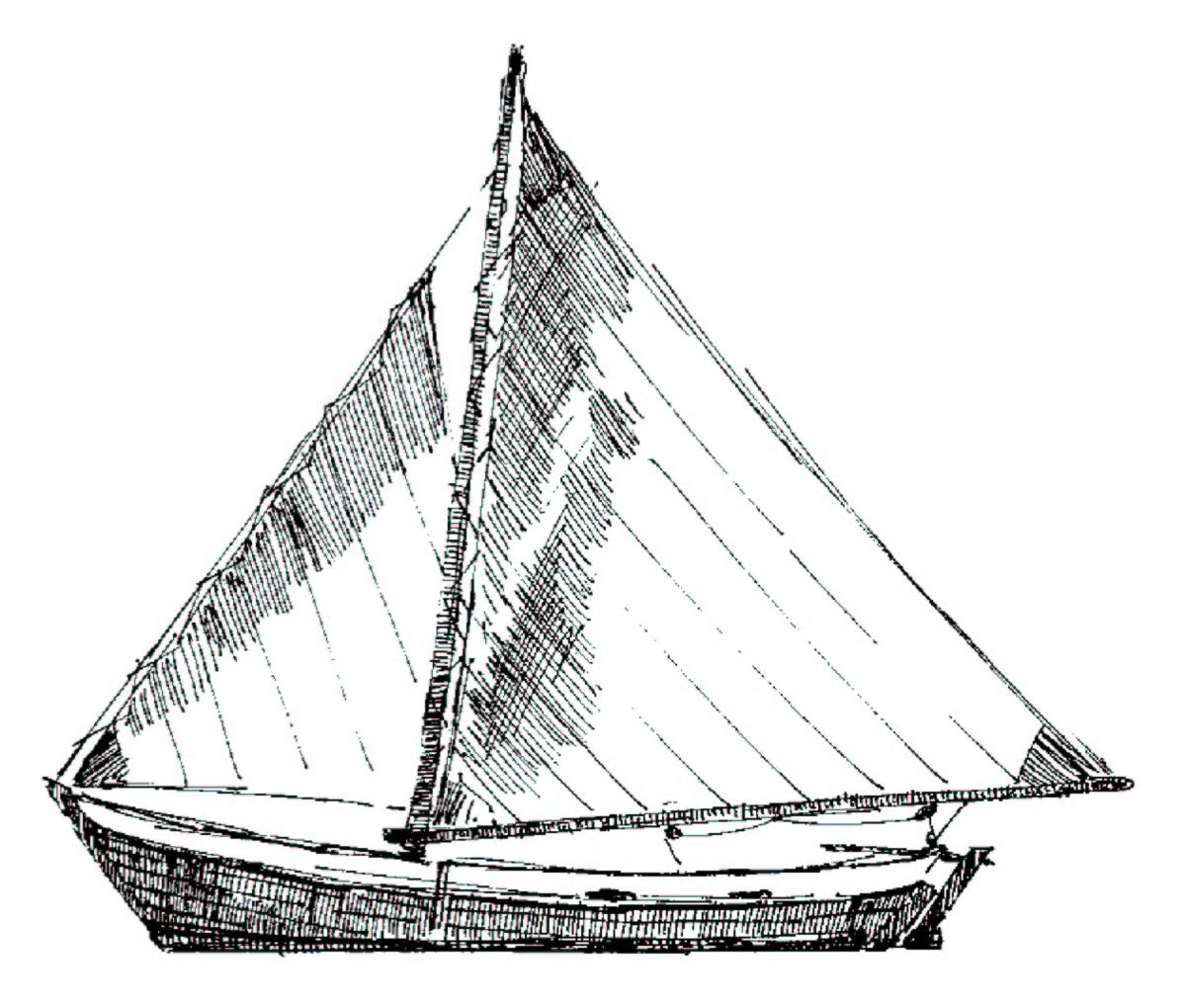 Sketch, Tortola Sloop