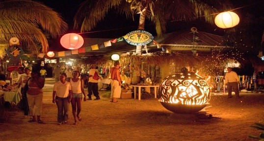 Full Moon Party at Trellis Bay