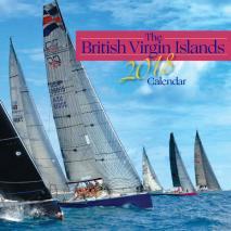 BVI Calendar 2018 cover