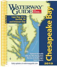 Waterway Guide: Chesapeake Bay 2019