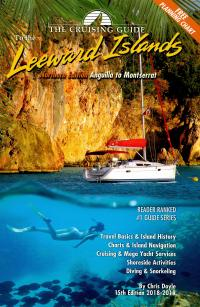 Cruising Guide to the Northern Leeward Islands 2018-2019 edition