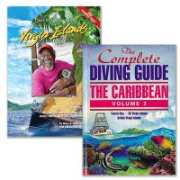 The 2017-2018 Cruising Guide to the Virgin Islands and The Complete Diving Guide