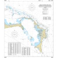 AB001 Great Abaco and Cays Chart
