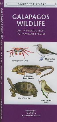Galapagos Wildlife Pocket Guide