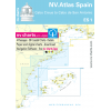 NV Atlas Spain ES 1 - Cabo Creus to Cabo San Antonio