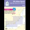 NV.Atlas Spain ES 3, Cabo San Antonio to Gibraltar