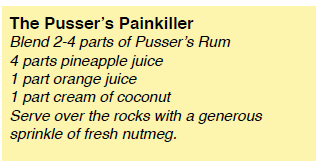 The Pussers Painkiller