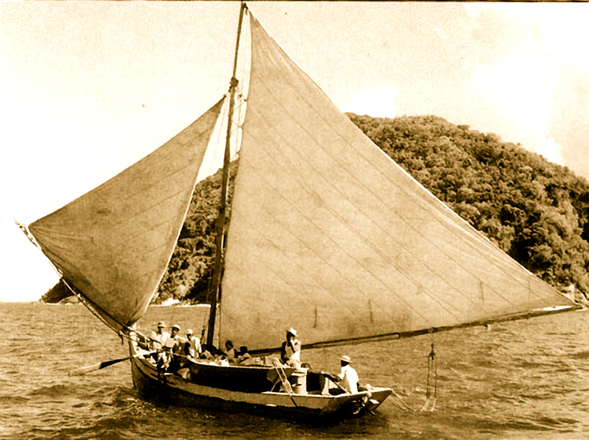 Historic photo sloop